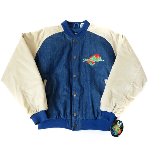 Vintage Deadstock Space Jam Jacket Sz L