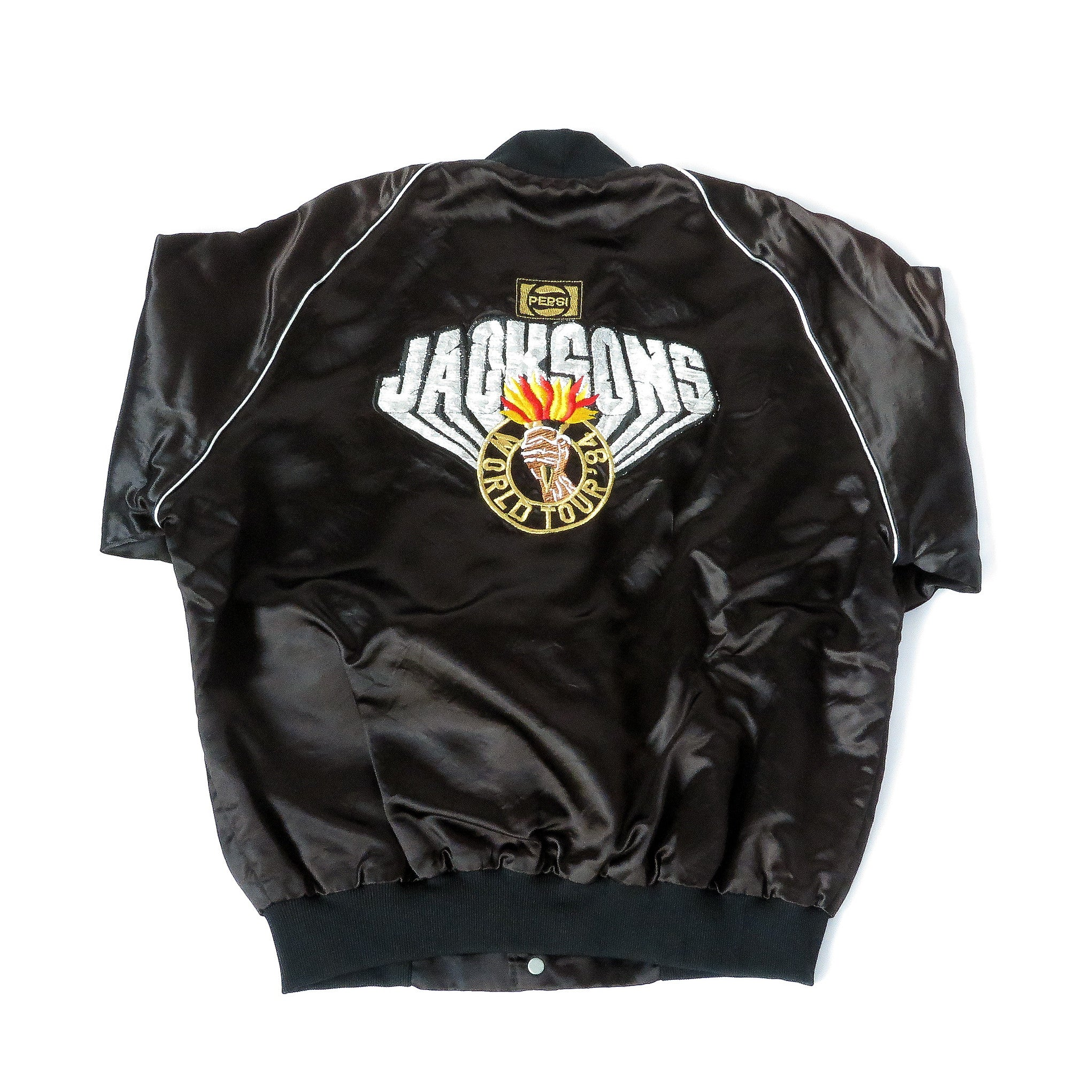 Vintage Jacksons 1984 World Tour Jacket Sz S