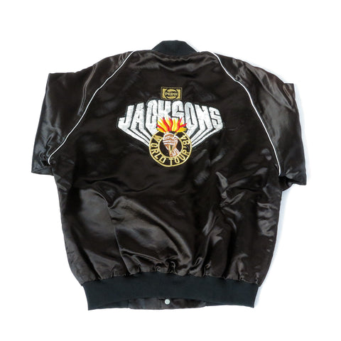 Vintage Jacksons 1984 World Tour Jacket Sz XL