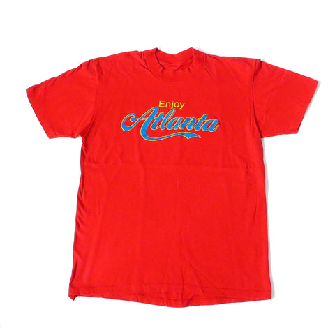Vintage Enjoy Atlanta T-Shirt Sz L