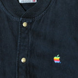 Vintage Apple Computer Jacket Sz L