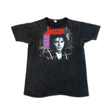 Vintage Michael Jackson 1988 USA Bad Tour T-Shirt Sz XL