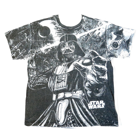 Vintage Darth Vader Star Wars T-Shirt Sz XL