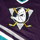 Vintage Mighty Ducks Hockey Jersey Sz L