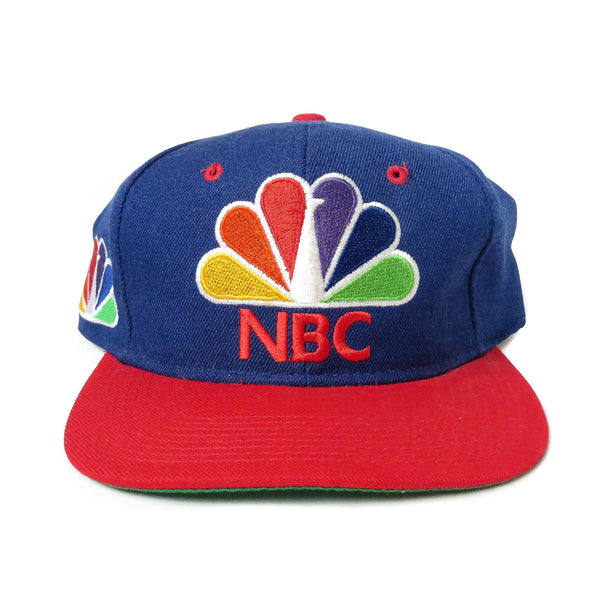 Vintage Sports Specialties NBC Snapback Hat