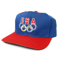 Vintage USA Olympic Games Snapback Hat