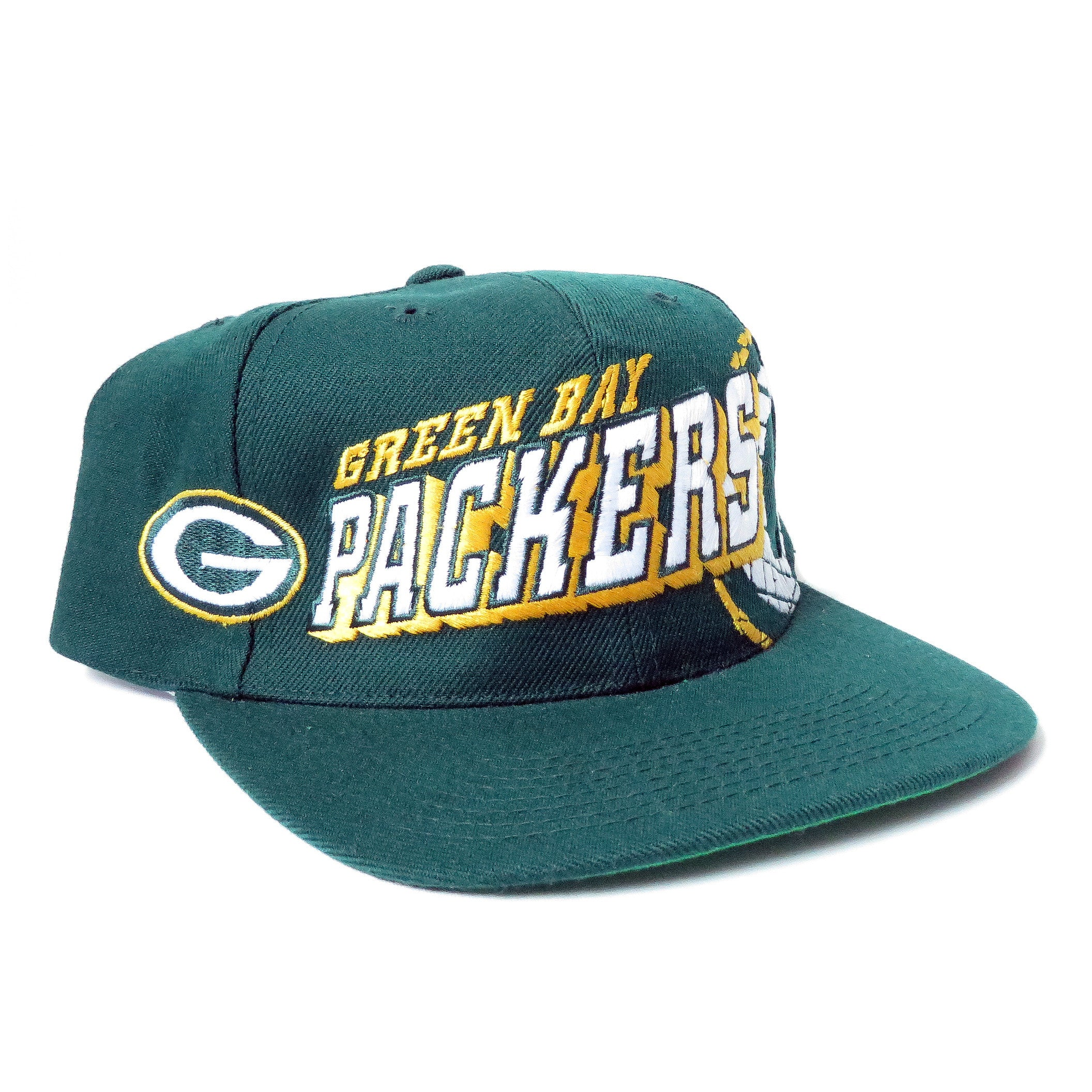 Vintage Green Bay Packers Sports Specialties Snapback Hat