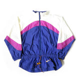 Vintage Nike Running Windbreaker Jacket Sz M