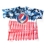 Vintage 1988 Grateful Dead Steal Your Face T-Shirt Sz L