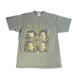 Vintage Metallica Poor Touring Me Tour T-Shirt Sz XL