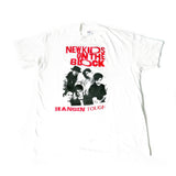 Vintage New Kids On The Block Hangin' Tough Tour T-Shirt Sz XL