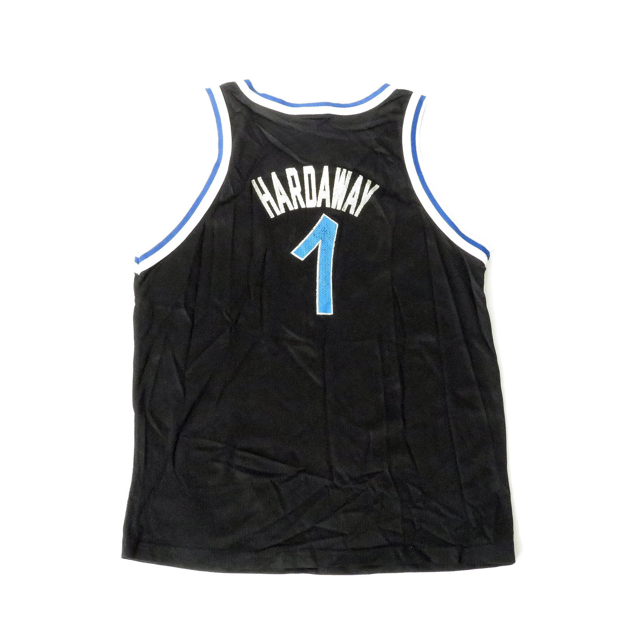 Vintage Penny Hardaway Orlando Magic Champion Jersey Sz 18-20