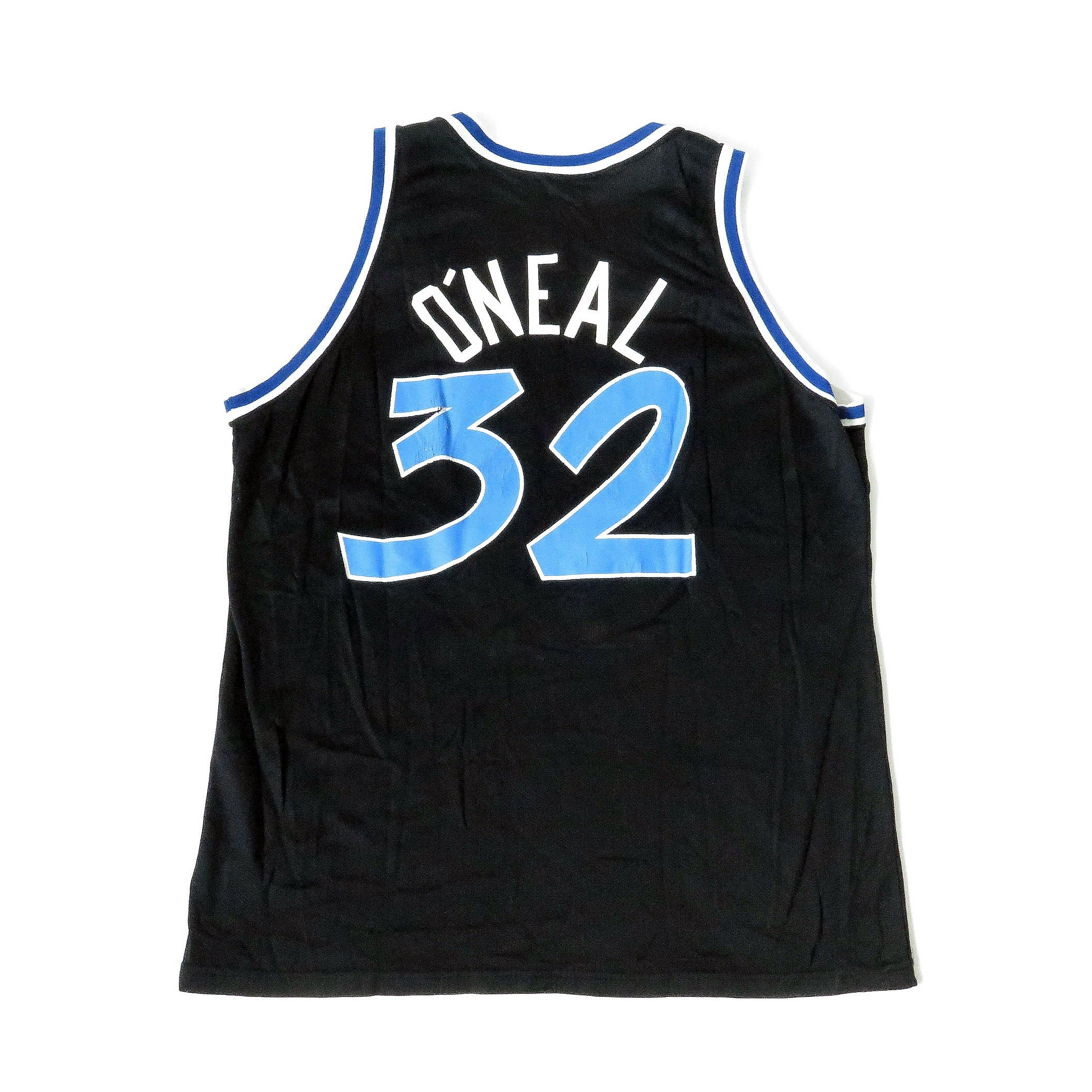 Vintage Shaquille O'Neal Orlando Magic Champion Jersey Sz 48