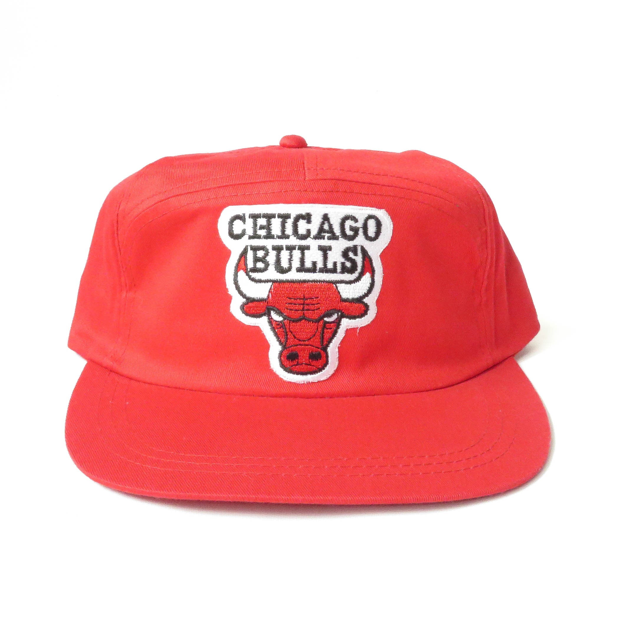 Vintage Chicago Bulls 5-Panel Snapback Hat