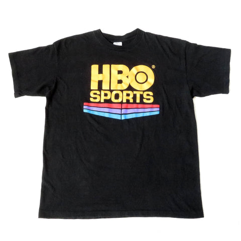 Vintage HBO Sports T-Shirt Sz XL