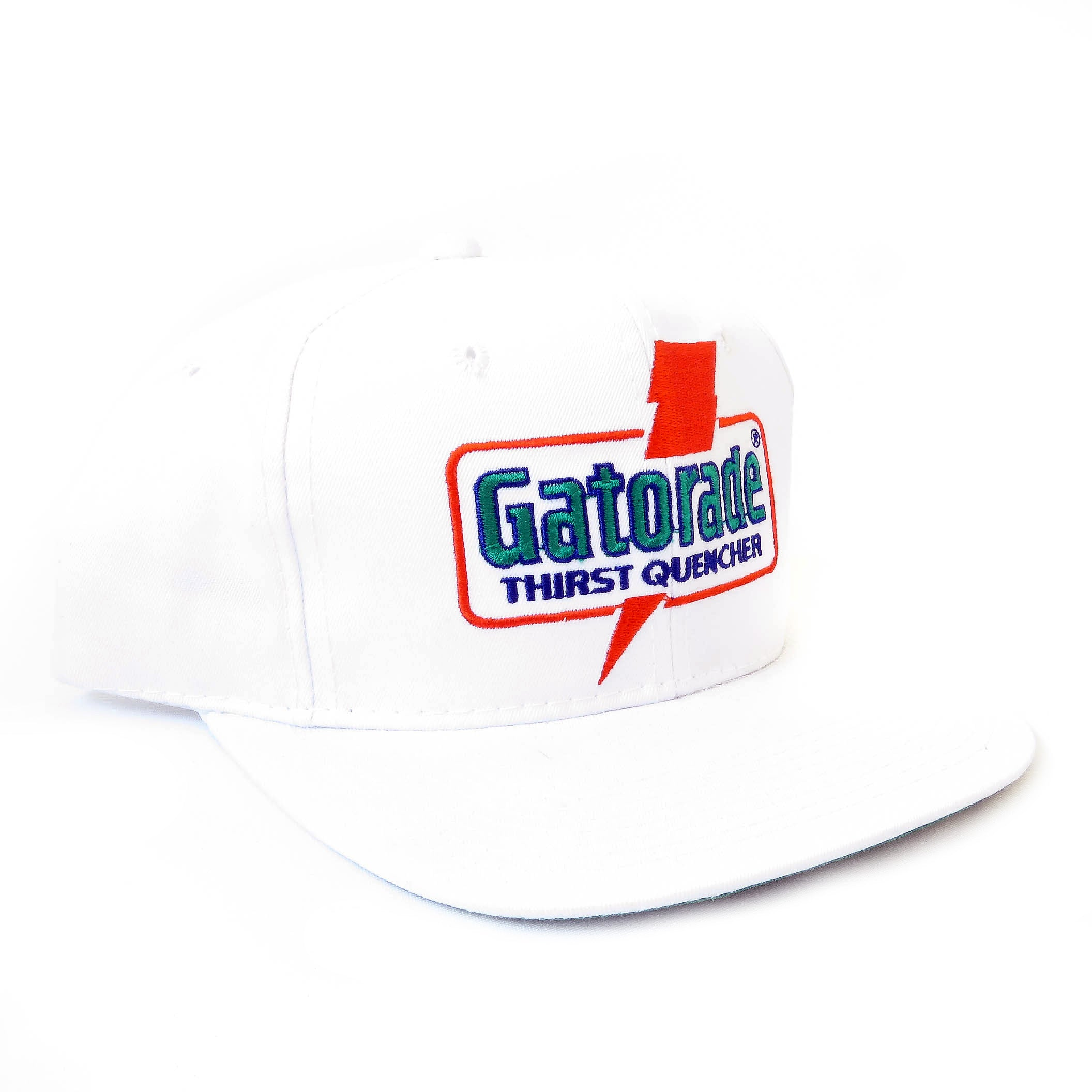 9ce12d0ed Vintage 1991 Gatorade Thirst Quencher Snapback Hat – SGMC Classics