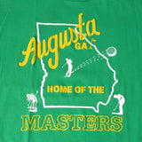 Vintage Augusta Georgia Home of the Masters T-Shirt Sz XL