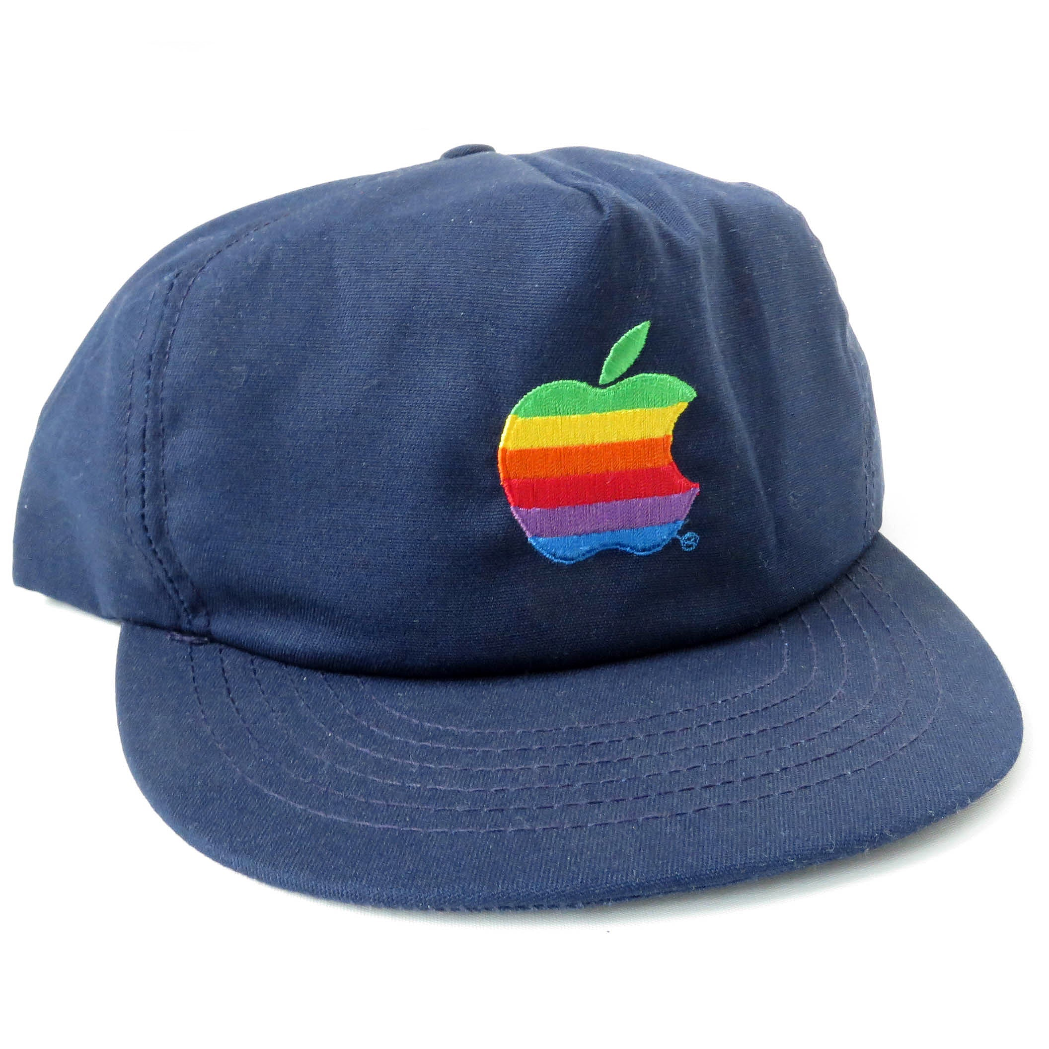 Vintage Apple Computer Snapback Hat