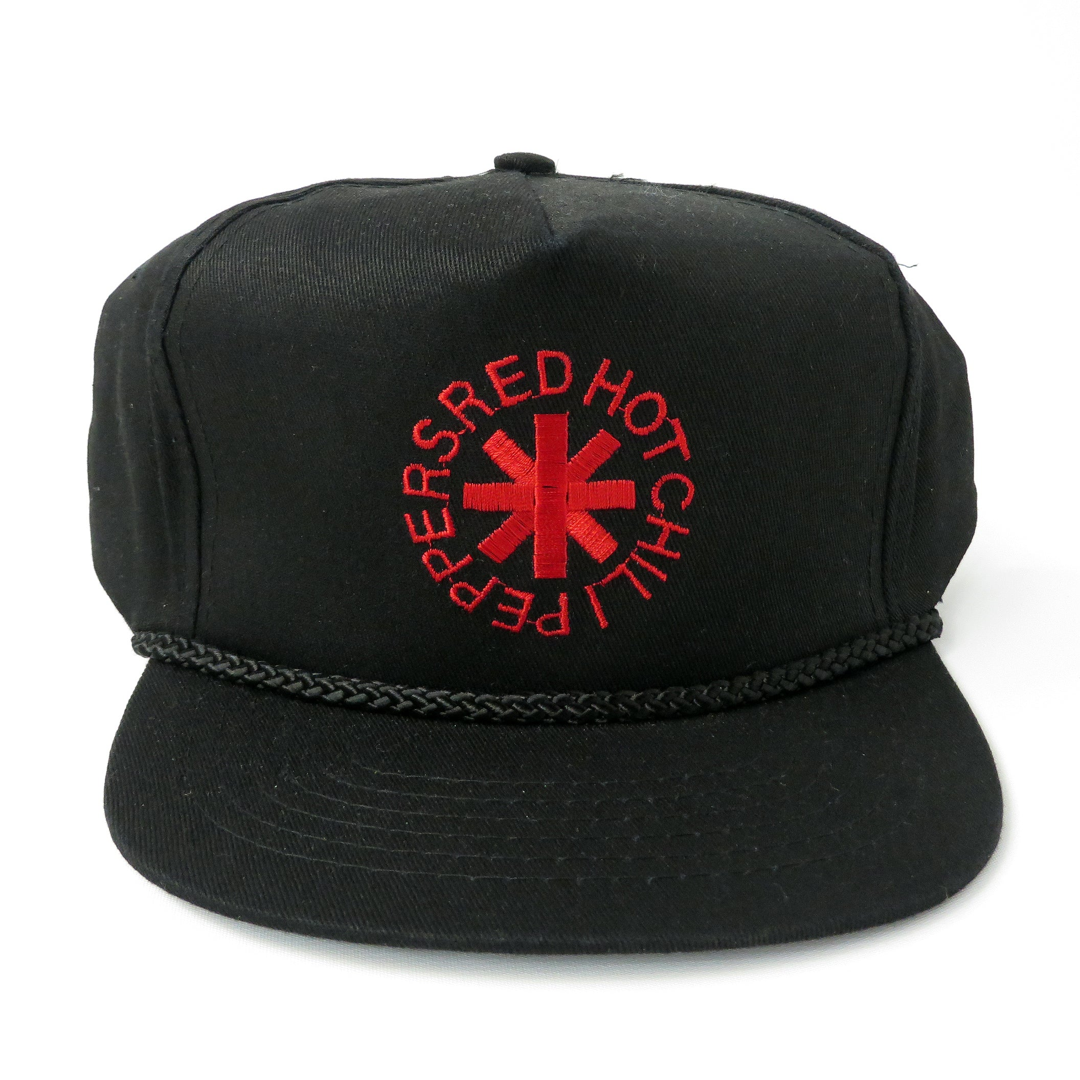 Vintage Red Hot Chili Peppers Snapback Hat