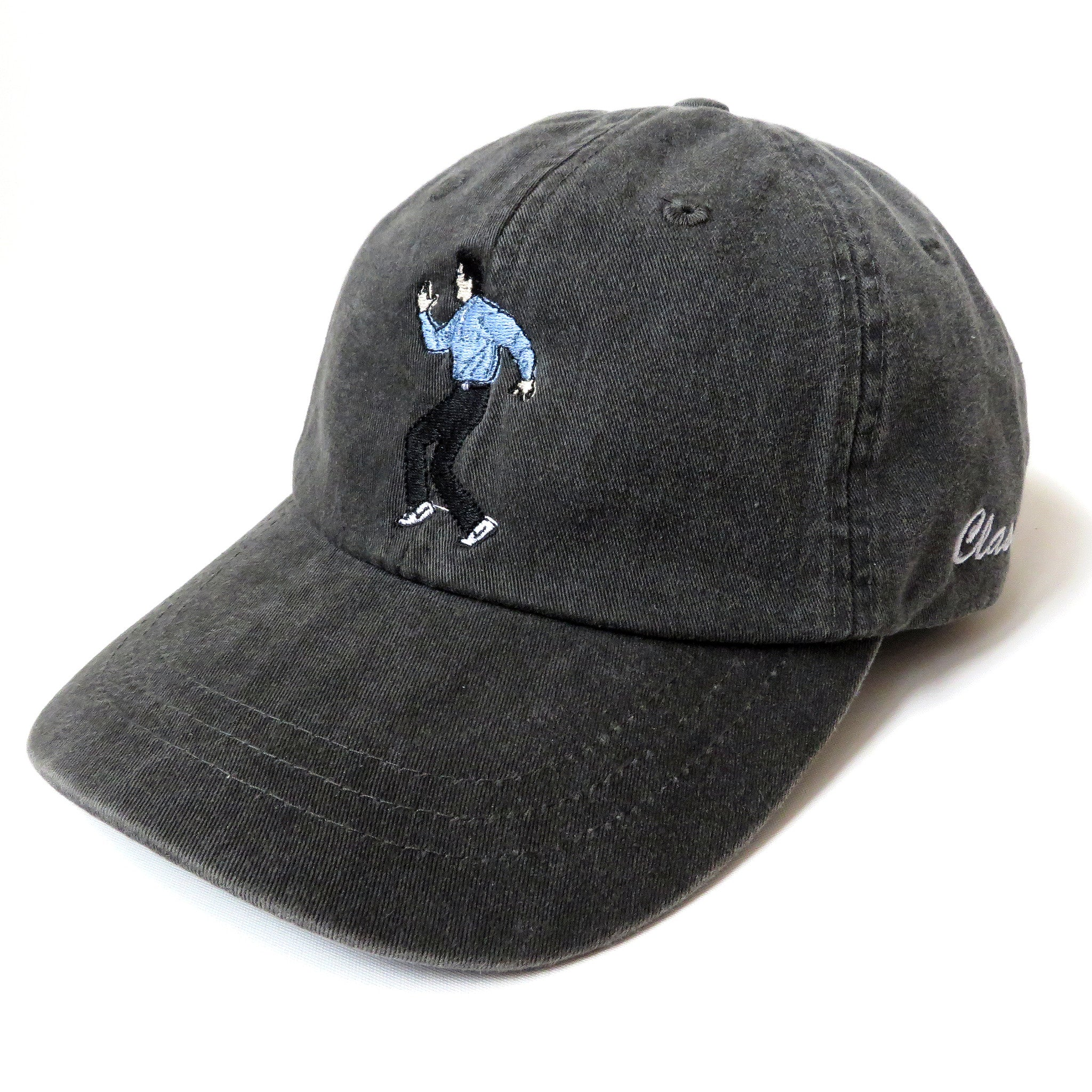 "SGMC Black ""Runner"" Cap"