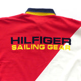 Tommy Hilfiger Sailing Gear Shirt Sz M