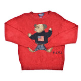 Vintage Polo Bear RL'92 Sweater Sz M