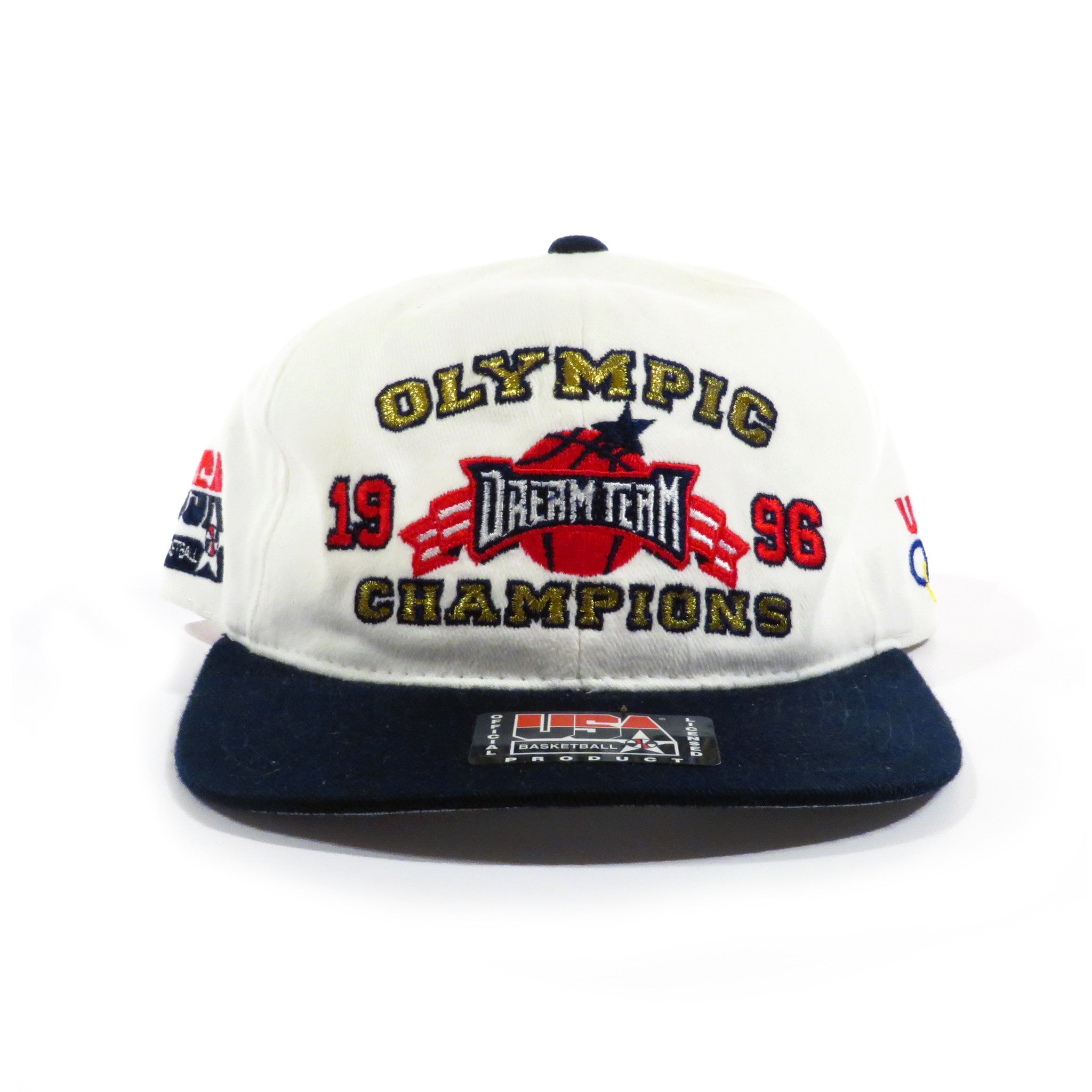 1996 USA Dream Team Starter Snapback Hat