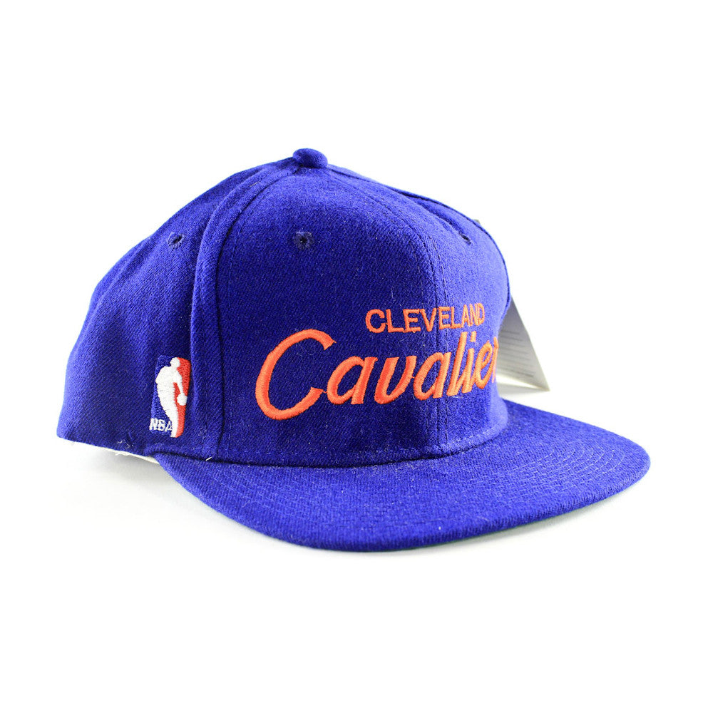 Cleveland Cavaliers Script Sports Specialties Snapback Hat