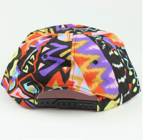 Fresh Prince Black Snapback Hat