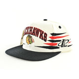 Chicago Blackhawks Spike Snapback Hat