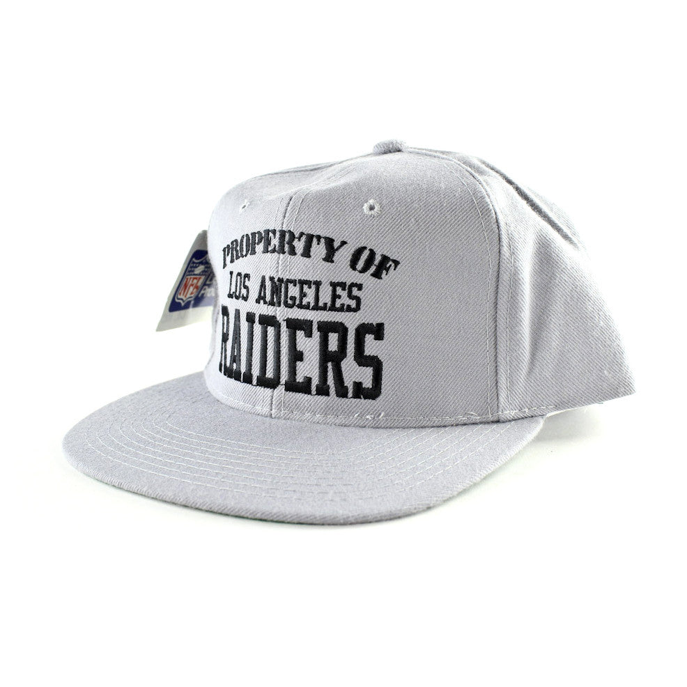 Los Angeles LA Raiders New Era Snapback Hat