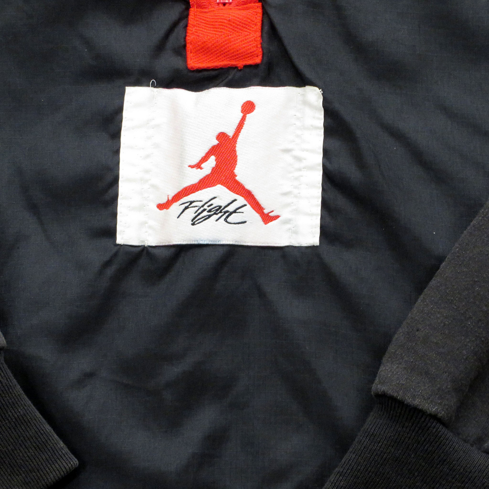 Nike Air Jordan Flight Pullover Jacket Sz XL