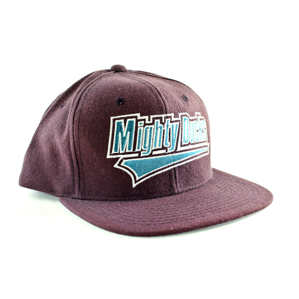 Anaheim Mighty Ducks Starter Snapback Hat