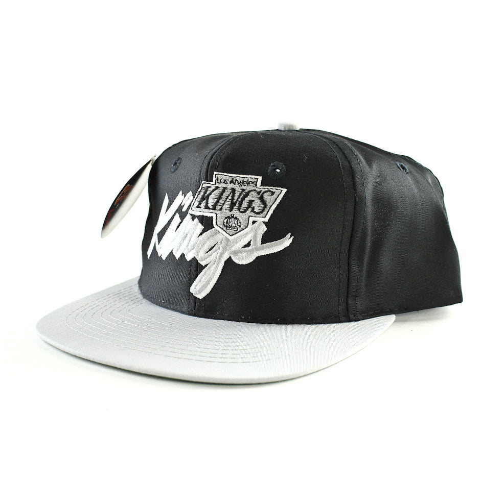 LA Kings The Game Glued Snapback Hat