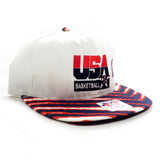 USA Basketball Malone 32 Jazz Zubaz Snapback Hat