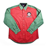 Tommy Hilfiger 11th Division Alpine Olympic Shirt Sz L