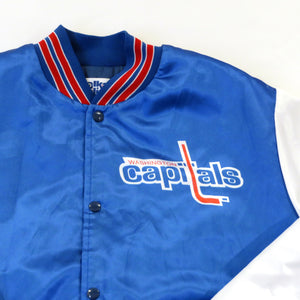 Vintage Chalk Line Washington Capitals Fanimation Jacket Sz L