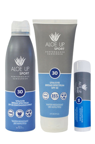 Essential Sport SPF30 Pack