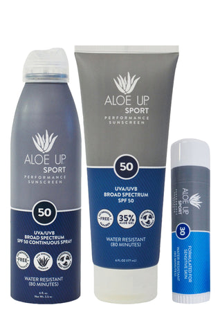 Essential Sport SPF50 Pack