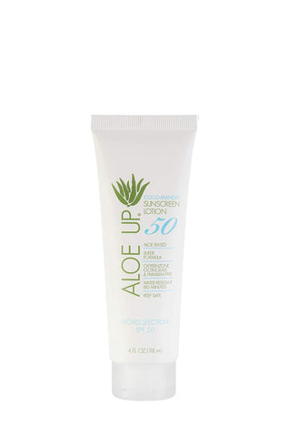 Aloe Up White Collection SPF 50 Sunscreen - 118ml