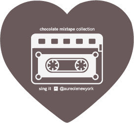 Aureole Chocolate Mixtape Collection