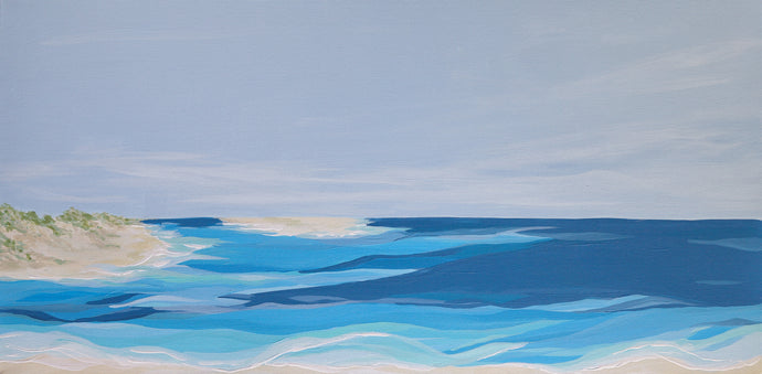 Beyond the Sea / 20x40
