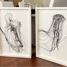 Load image into Gallery viewer, Rebekah Webb jellyfish alabama artist