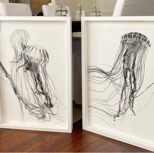 Rebekah Webb jellyfish alabama artist