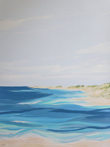 Warm Waters, No. 2 / 30x40""