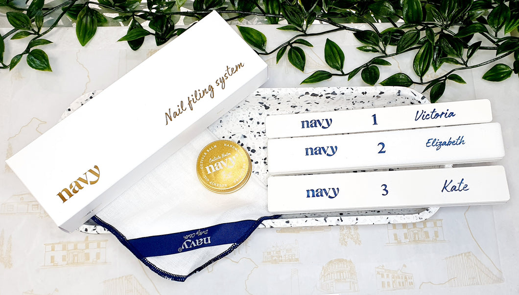 Navy® Professional At-Home Nail Care Kit