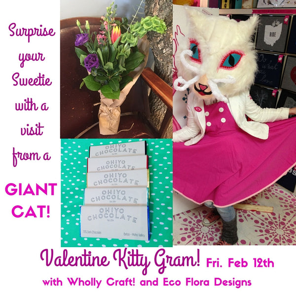 Valentine Kitty Gram!