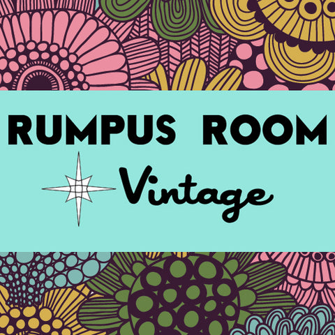 rumpus room pop up shop vintage columbus