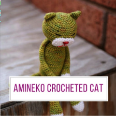 Intermediate Crochet: Amineko Cat Plush