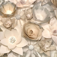 Paper Flower Party!